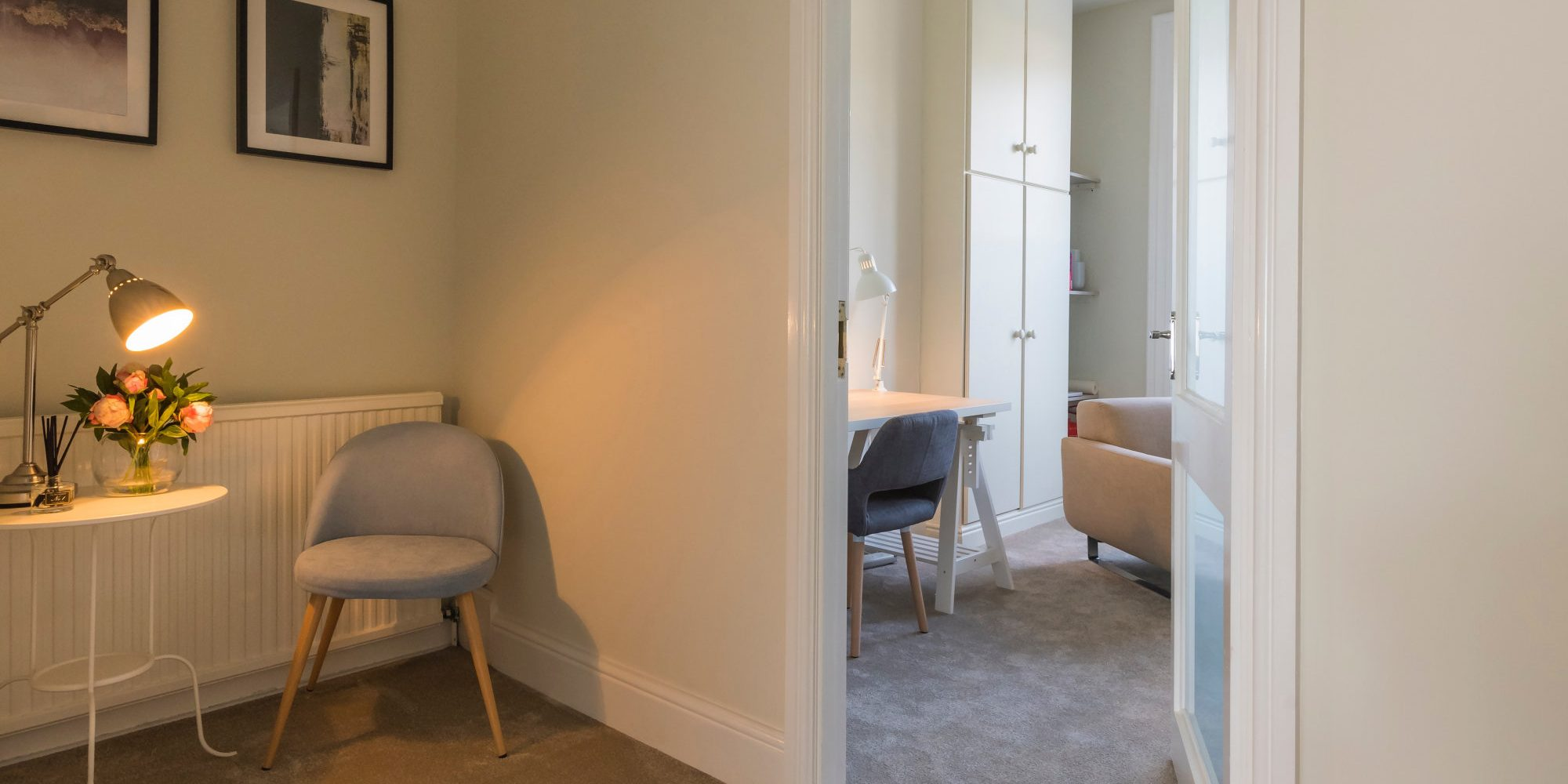 Inside the Grove therapy clinic in Ilkley