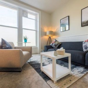 Counselling room at The Grove in Ilkley